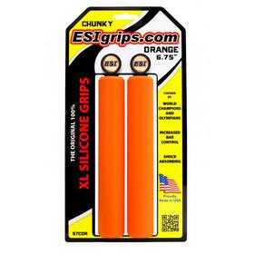 ESI Chunky Grips XL, orange